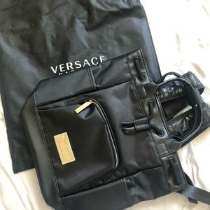 Brand New Versace Backpack
